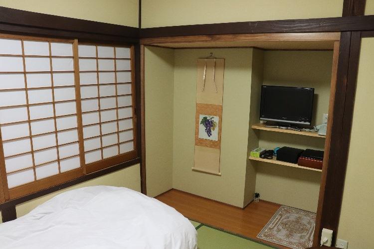 4畳部屋 和室